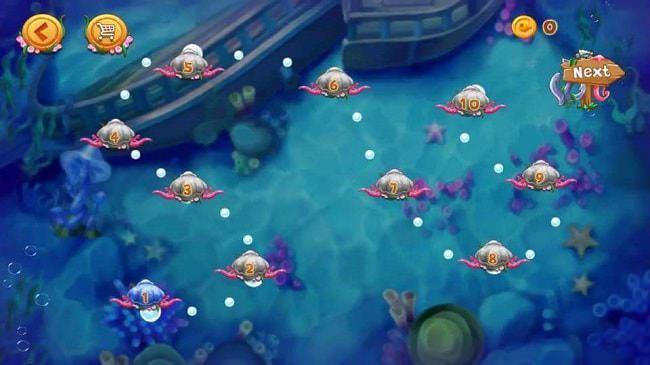 Hình ảnh 9CDb8mt của Tải game Fishing Frenzy - Cá lớn nuốt cá bé cho điện thoại tại HieuMobile