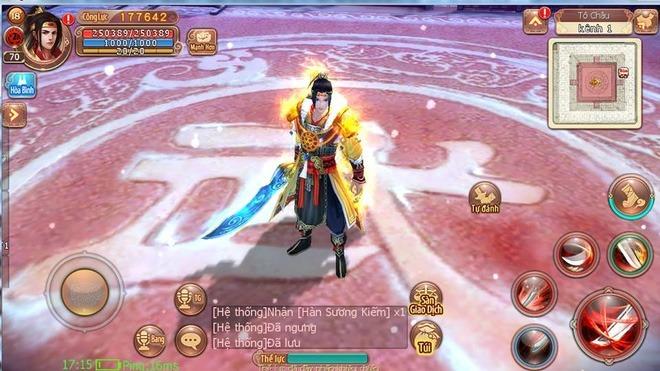 Ảnh game Cửu Âm VNG - Cửu Âm Chân Kinh Mobile Việt Nam tại HieuMobile