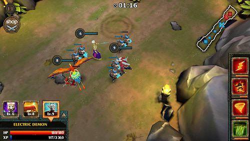 Hình ảnh 9JTE6sy của Tải game Legendary Heroes - Chơi moba offline không cần mạng tại HieuMobile