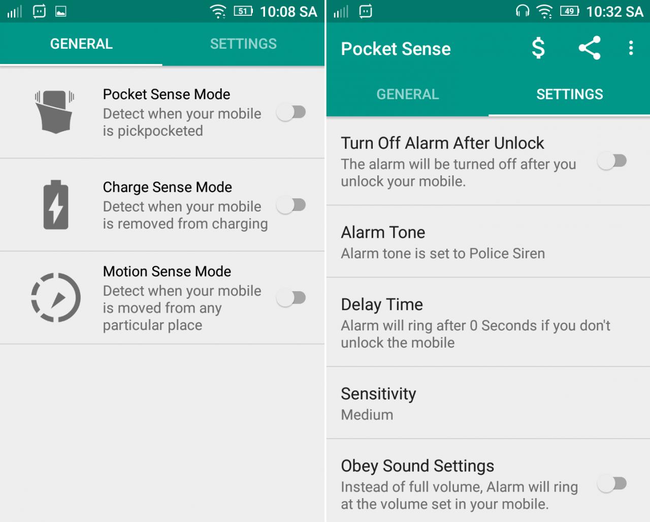 Hình ảnh 9M6rH8a của Tải Pocket Sense và hướng dẫn cài đặt chống trộm điện thoại tại HieuMobile