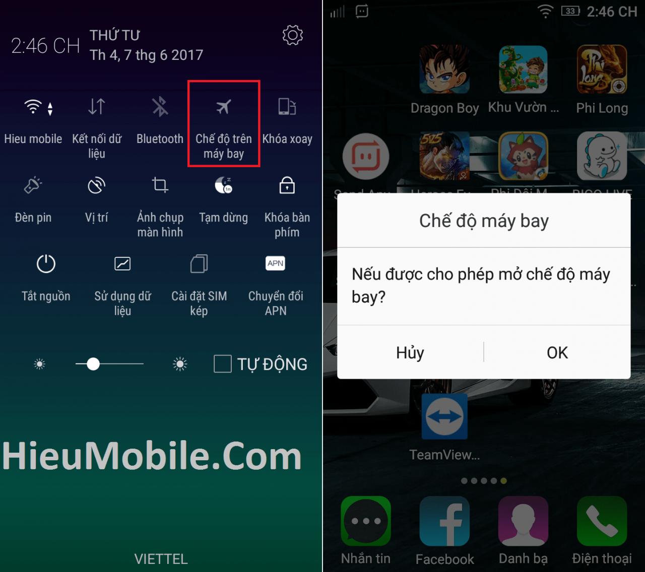 Hình ảnh 9fawYZM của Những lợi ích không ngờ của chế độ Máy Bay trên điện thoại tại HieuMobile