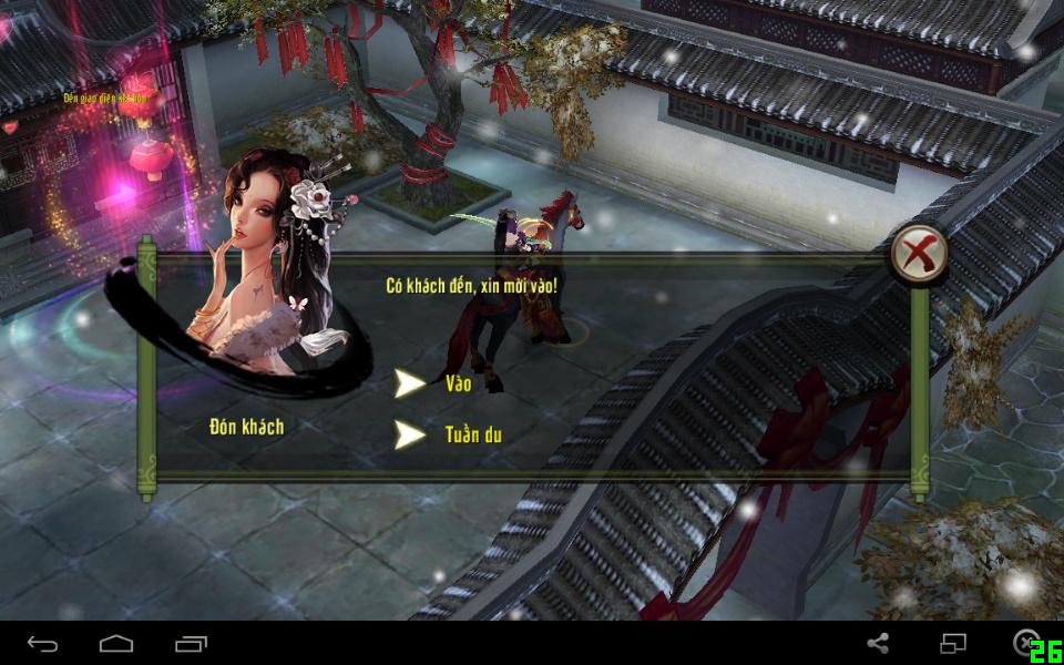 Đi Tuần Du miễn phí trong tính năng kết hôn game Thiên Long Bát Bộ