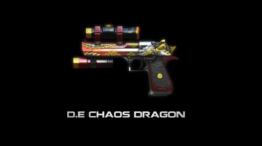 Hình ảnh A1rSfRc của Giới thiệu vũ khí D.E Chaos Dragon trong game Crossfire Legends tại HieuMobile