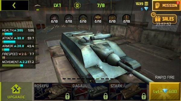 Hình Ảnh A85fykl Của Tải Game Tank Strike 3d - Xe Tăng Xung Kích Tại  Hieumobile
