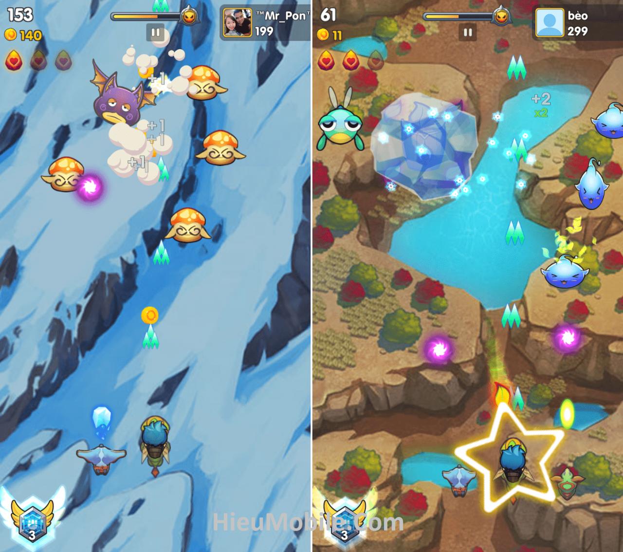 Hình ảnh ABMiJgW của Tải game Phi Đội Mobile - Bay bắn thú cưng hấp dẫn tại HieuMobile