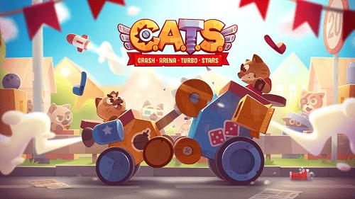 Hình ảnh AJmGQ8k của Tải game CATS: Crash Arena Turbo Stars - Đấu trường chiến xa mèo tại HieuMobile