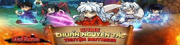 Hình ảnh AREBb01 của Tải game Inuyasha Mobile - Khuyển Dạ Xoa trên điện thoại tại HieuMobile