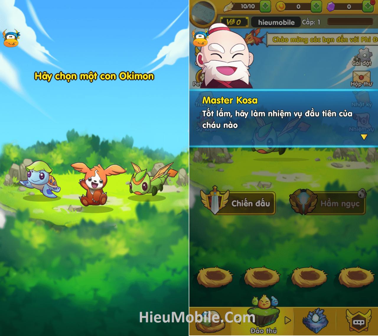 Hình ảnh AVnSdVA 1 của Tải game Phi Đội Mobile - Bay bắn thú cưng hấp dẫn tại HieuMobile