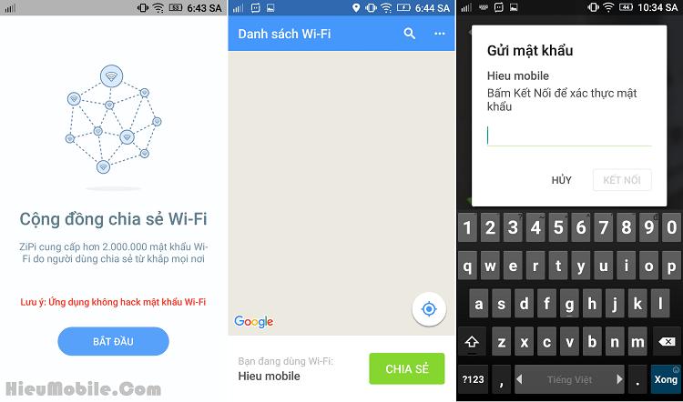 Hình ảnh AeA4B59 của Tải Zipi - Chia sẻ mật khẩu Wifi cho những người xung quanh tại HieuMobile