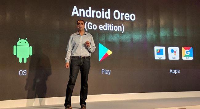 Buổi giới thiệu hệ điều hành Android Oreo (Go edition) của Google