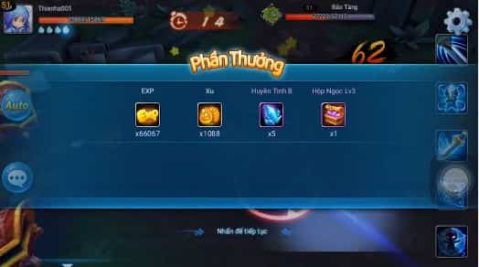 San kho bau ruong that - Thien Ha Garena