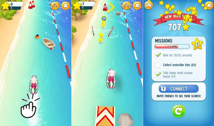 Hình ảnh B7CiaeT của Tải game Talking Tom Jetski - Mèo đua Cano tại HieuMobile