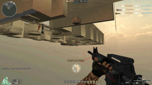 Hình ảnh BDoxhFl của Cách phát hiện hack chính xác trong game Đột Kích tại HieuMobile