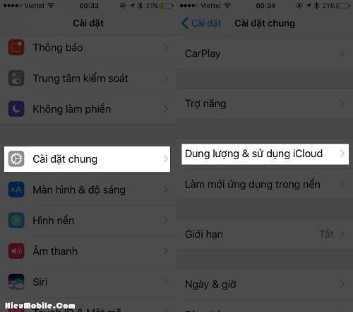 Hình ảnh BI2ZRQj của Cách mở rộng thêm dung lượng bộ nhớ cho iPhone bằng iCloud tại HieuMobile