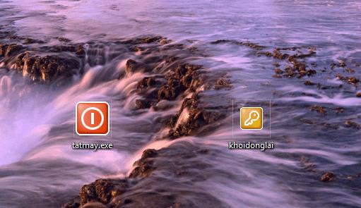 Hình ảnh BSgmmmS của Cách tạo nút tắt và khởi động lại nhanh hơn cho máy tính tại HieuMobile