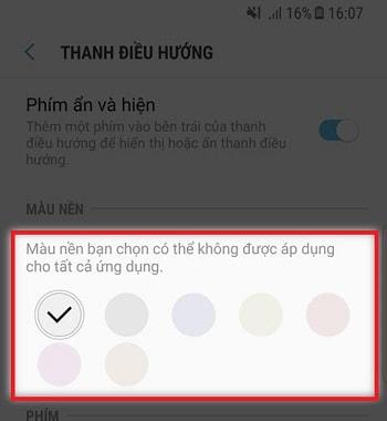 Hình ảnh BeUurok của Hướng dẫn bật tắt phím điều hướng ảo cho các dòng máy Samsung tại HieuMobile