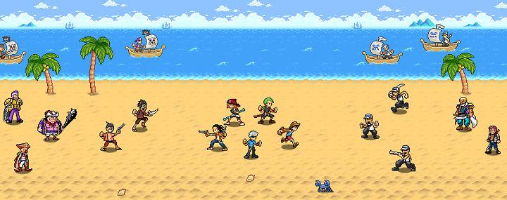 Cộng điểm tiềm năng các phái trong game Hải Tặc Tí Hon
