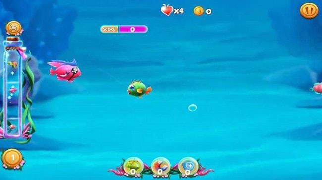 Hình ảnh C7cQpXL của Tải game Fishing Frenzy - Cá lớn nuốt cá bé cho điện thoại tại HieuMobile