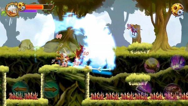 Hình ảnh C8IdNPZ của Tải game Immortal Wukong - Tôn Ngộ Không diệt yêu quái tại HieuMobile