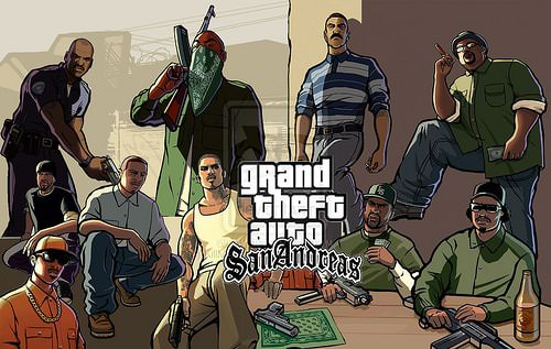 Hình ảnh C93bwoi của Tải game GTA San Andreas - Trở thành Gangster Mỹ trên điện thoại tại HieuMobile