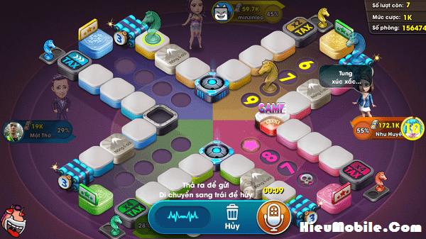Hình ảnh CCPoPOE của Giới thiệu các hình thức giao tiếp khi chơi Cờ Cá Ngựa ZingPlay tại HieuMobile