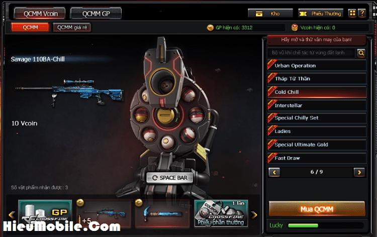 Hình ảnh CJX46wk của Đánh giá cận chiến Búa Sắt - Chill game Đột Kích: Mạnh mà khó chơi tại HieuMobile