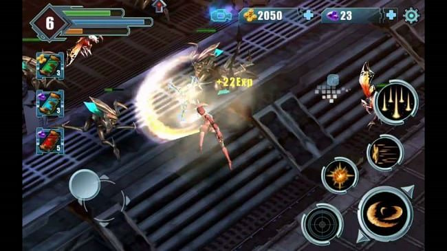 Hình ảnh Cdmth01 của Tải game Angels Revenge 3D - Hành trình của nữ chiến binh tại HieuMobile