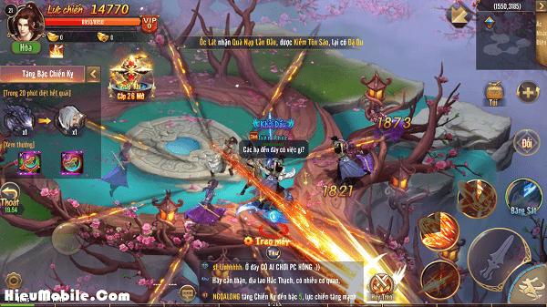 Hình ảnh CyfPxno của Tải game Kiếm Vũ VNG - Phiên bản chuyển thể cho điện thoại tại HieuMobile