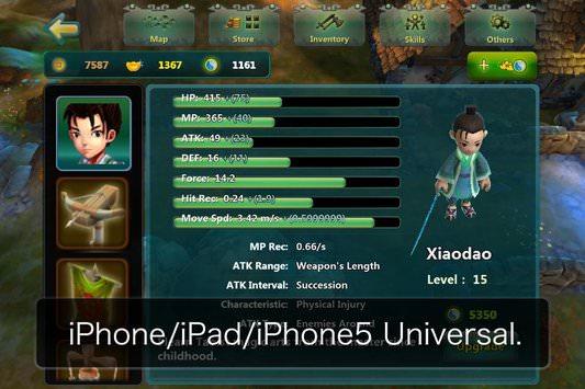Hình ảnh D3Bm3uM của Tải game Taoist vs Zombies - Phòng thủ chiến đấu diệt cương thi tại HieuMobile