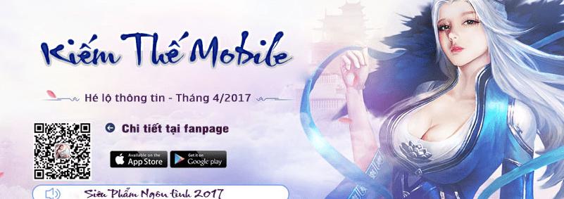 Hình ảnh của Sau Võ Lâm Truyền Kỳ Mobile, VNG sẽ sớm phát hành Kiếm Thế Mobile tại HieuMobile