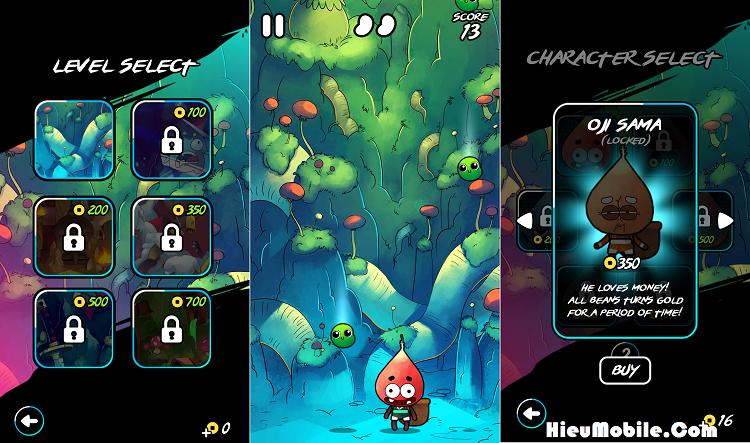 Hình ảnh DRYoXeK của Tải game Kabu San - Hứng hạt giống phong cách Nhật Bản tại HieuMobile