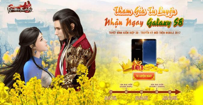 Hình ảnh DrSu4KR 1 của Kiếm Hiệp Truyền Kỳ Mobile phát giftcode khủng trước ngày ra mắt tại HieuMobile