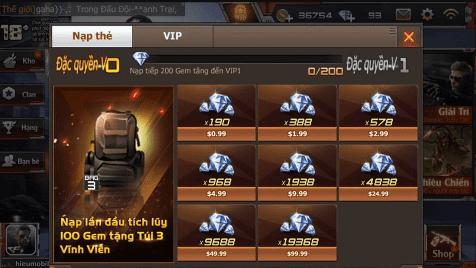 Hình ảnh EMsvtYv của Hướng dẫn nạp thẻ cào mua Gem cho Crossfire Legends tại HieuMobile