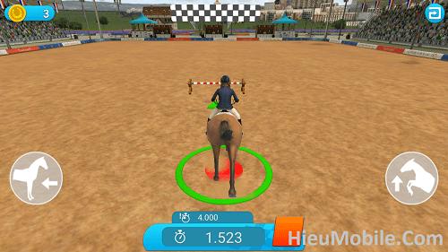 Hình ảnh EUqv1Aq của Tải game HorseWorld: Show Jumping - Chăm sóc huấn luyện ngựa đua tại HieuMobile