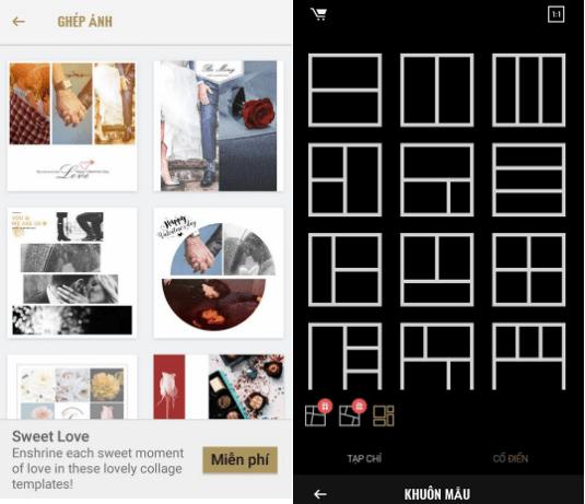 Hình ảnh EhLUVzU của Tải Fotor Photo Editor - Ghép 2 hoặc nhiều ảnh trên một tấm hình tại HieuMobile