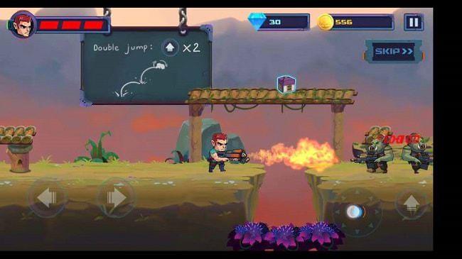Hình ảnh EskLgpu của Tải game Metal Strike War - Bắn súng giải cứu Trái Đất tại HieuMobile