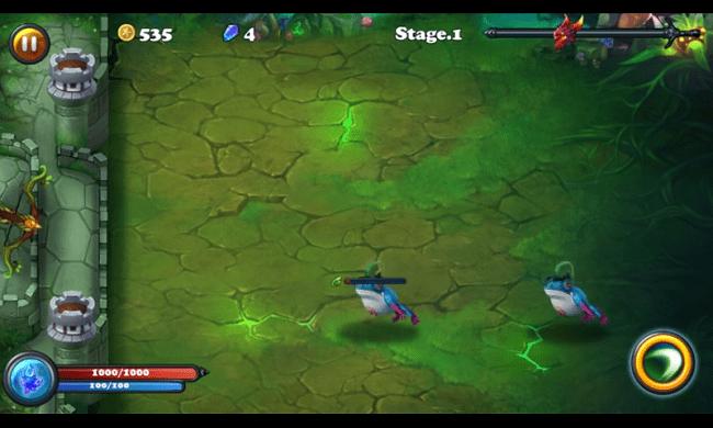 Hình ảnh EuZRVg2 của Tải game Defender III - Phòng thủ quái vật bảo vệ vương quốc tại HieuMobile
