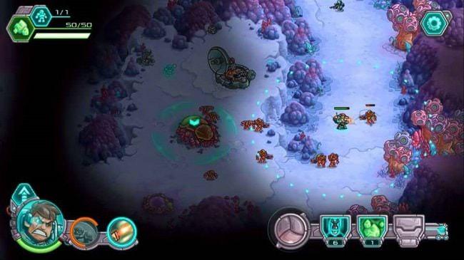 Hình ảnh EzocD2q của Tải game Iron Marines - Chiến thuật đan xen phòng thủ và tấn công tại HieuMobile