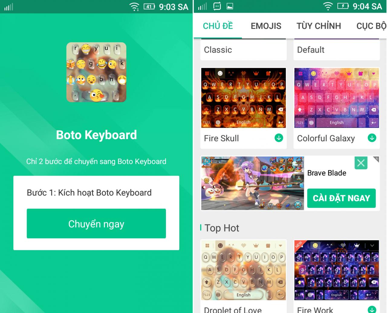 Hình ảnh F26Lmyg của Tải Boto Keyboard - Thay đổi hình nền bàn phím Android tại HieuMobile