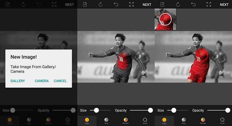 Hình ảnh F4rXjGo của Tải Color Pop Effects - Làm xám mờ để nổi bật đối tượng trong hình ảnh tại HieuMobile