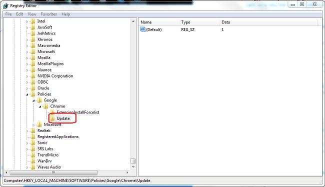 Hình ảnh FESdYep của Hướng dẫn sửa lỗi cập nhật phiên bản cho Google Chrome máy tính tại HieuMobile