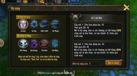 Chơi thử game Phong Thần 3D phiên bản thử nghiệm