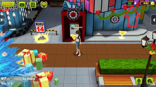 Hình ảnh Fi1AJQ1 của Bảng giá và các cách nạp Gem, Lượng vào game Avatar Musik tại HieuMobile