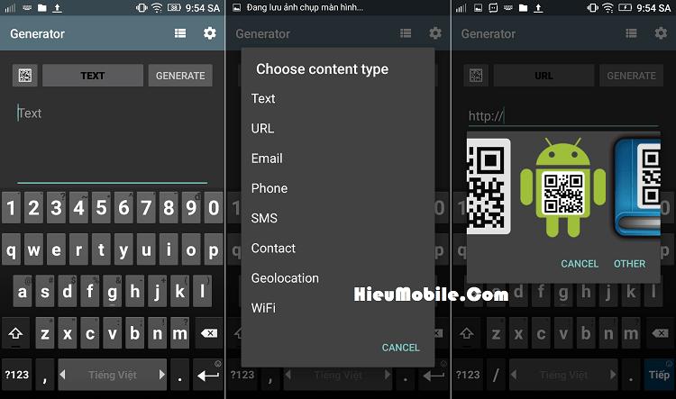 Hình ảnh FrBRBoB của Tải QR Code Generator - Ứng dụng chuyên dùng để tạo mã QR tại HieuMobile