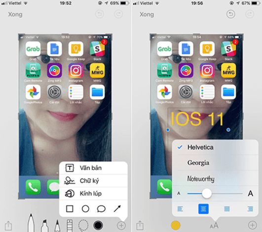 Hình ảnh GCxIlZY của iOS 11 nâng cấp tính năng chụp ảnh màn hình hơn cả Android tại HieuMobile