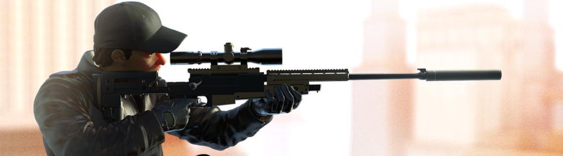 Ảnh bìa của game Sniper 3D Assassin - Sát thủ bắn tỉa