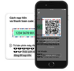 Hình ảnh GQLqYhF của Tải MobiFone Next - Nạp thẻ cào bằng mã QR cho thuê bao Mobifone tại HieuMobile