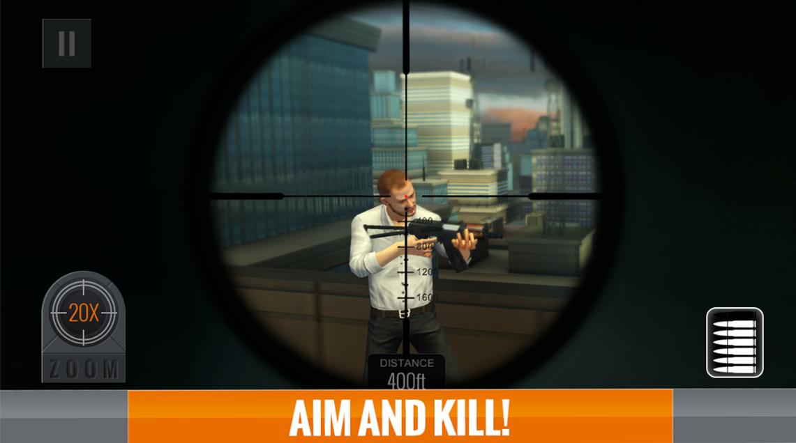 Hình ảnh trong game Sniper 3D Assassin - Sát thủ bắn tỉa