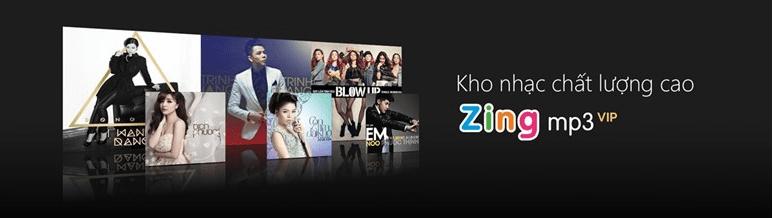Hình ảnh của Mẹo đăng ký Zing VIP miễn phí nghe nhạc MP3 chất lượng cao tại HieuMobile