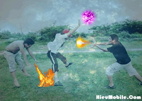 Hình ảnh HaEtbpL của Tải Goblin Sword Special Effects - Ghép ảnh kiếm đâm xuyên người tại HieuMobile